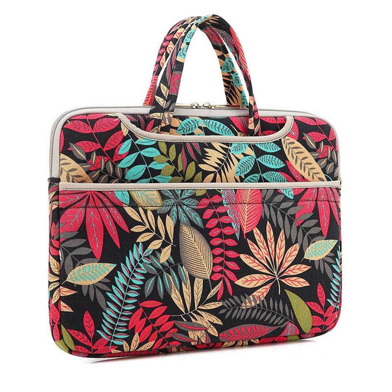 Full color printing laptop handbag