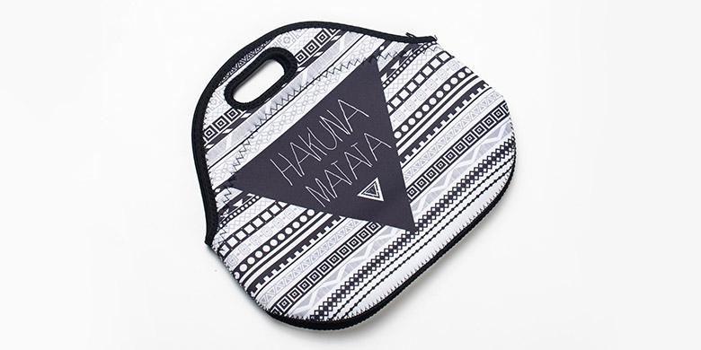 Heat-Insulating Property Neoprene Lunch Bags